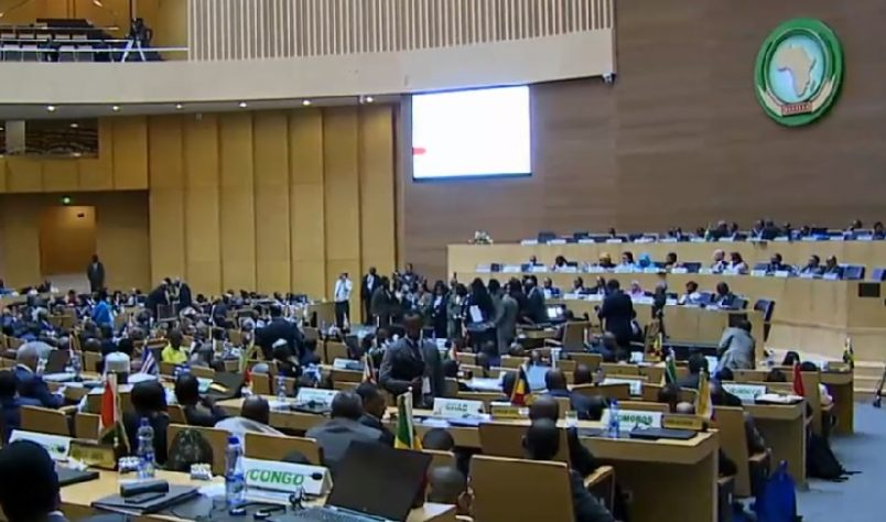 China denies report of spying at AU headquarters