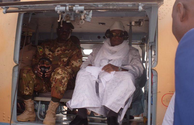 'Boni yesterday, Soumpi today' – Keïta condemns Mali attacks