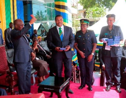 Tanzania rolls out new electronic passport system
