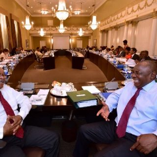 DA presses Ramaphosa to stop paying Zuma fees