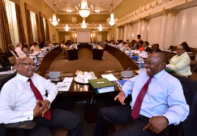 ANC denies rumors of impending Zuma resignation, immunity