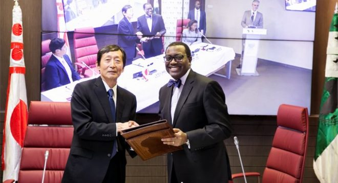 Japan commits USD$700 million to African Development Fund