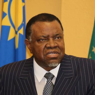 Namibia tightens up on travel, troops amid economic woes