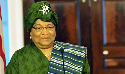 Liberia's Sirleaf awarded Ibrahim leadership prize