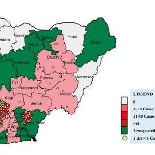 New case puts Liberia, Guinea on alert while Nigeria deals with Lassa