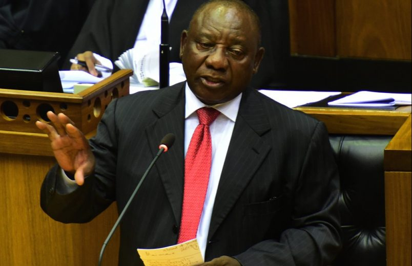 Ramaphosa ready to deliver SA's State of the Nation address