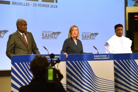 Brussels conference boosts G5 #Sahel force funding to $509 million