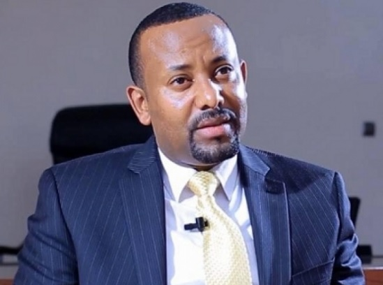 Oromo leader Abiy named new Ethiopian PM