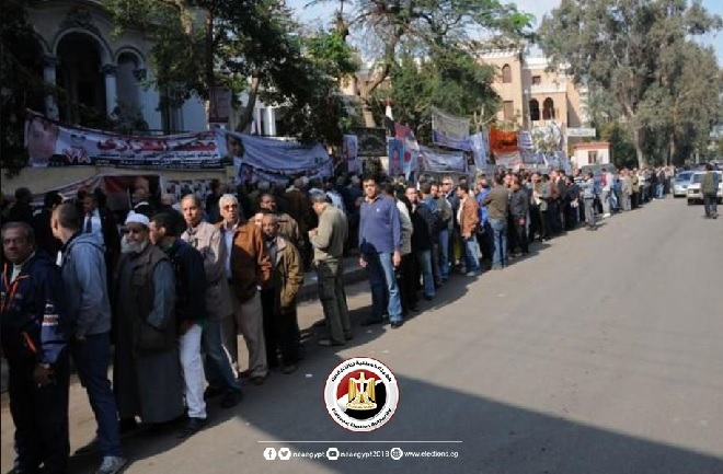 Vote count begins in Egypt as busy last-minute polling closes
