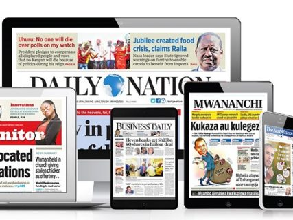 Eight Kenyan journalists quit Nation, citing 'state capture of the media'