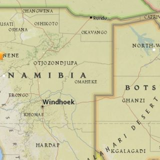 Namibia shaken by latest southern African quake