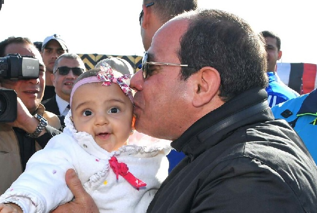 Egypt set to begin this week's presidential election