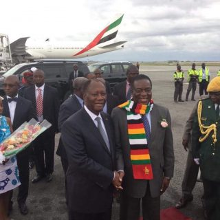 Mnangagwa to pitch Zimbabwe recovery plan at Africa CEO Forum