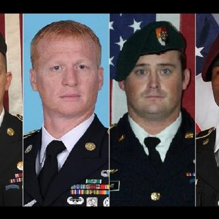 U.S. condemns 'depravity' of IS video depicting military deaths in Niger