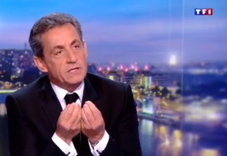 France's Sarkozy denies wrongdoing in Libyan campaign cash scandal