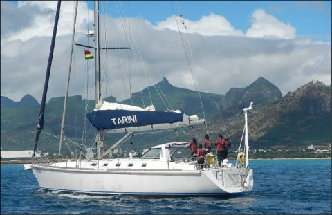India's all-female, round-the-world sailors to head home from Cape Town