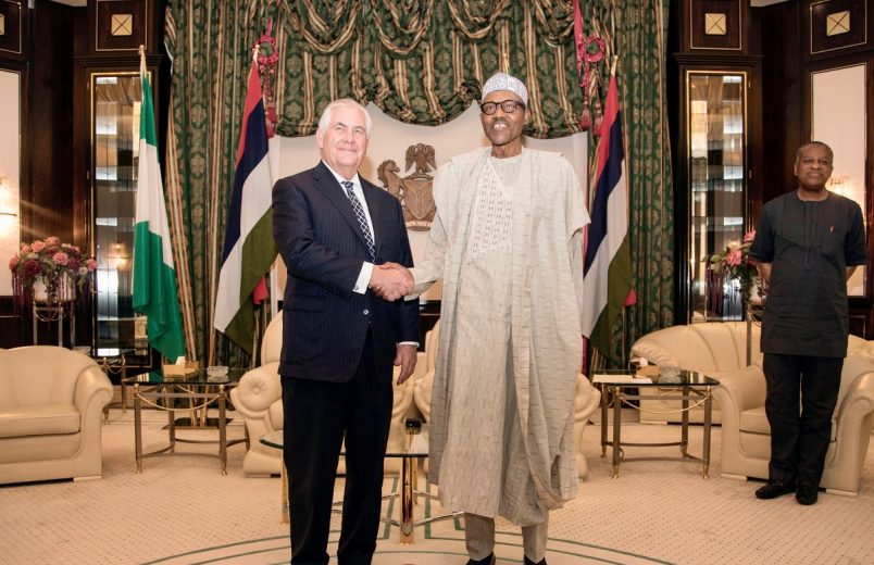 The Tillerson farewell: Does U.S. even care about Africa?