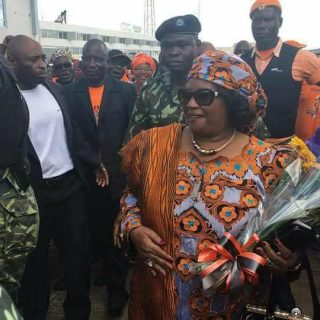 Malawi: Banda says she has proof she's not under Cashgate investigation