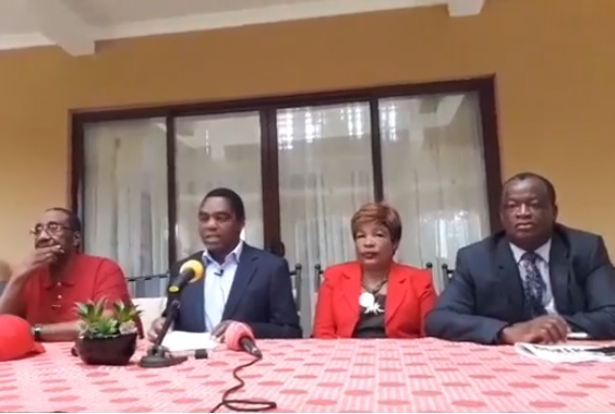 Zambia's PF tosses Cambridge Analytica into spat with Hichilema