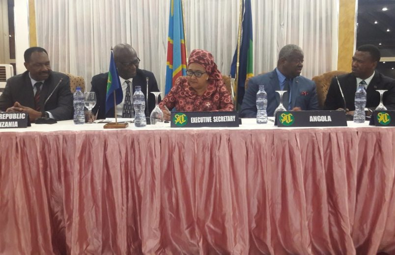 With new Kinshasa office, SADC hopes to promote DR Congo stability