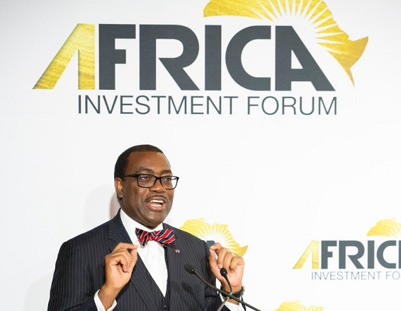 Adesina calls for 'business unusual' through Africa Investment Forum