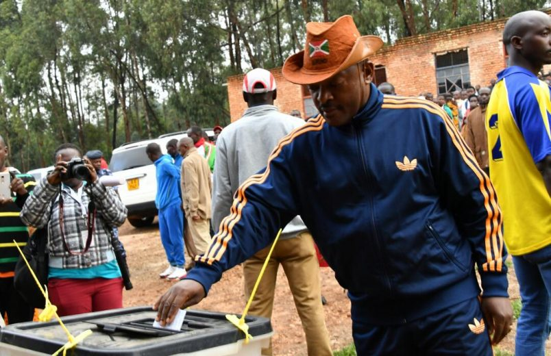 UN Security Council divided on Burundi as it moves toward elections