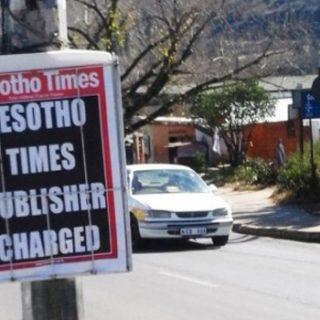 Lesotho court rules criminal defamation violates constitution