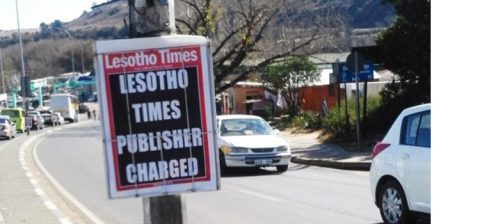 Lesotho court rules criminal defamation violates constitution