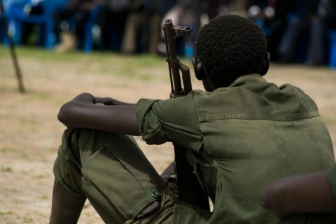 Another 200 child soldiers released in South Sudan