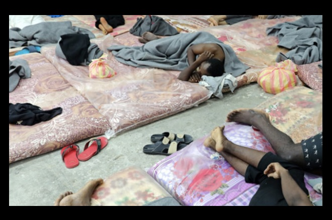 African migrant killings in Libya spark new appeals for protection