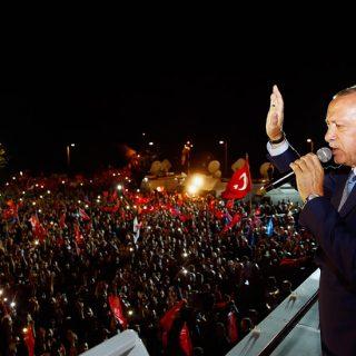 Erdoğan declared winner in Turkey's critical election