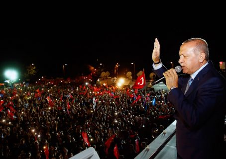 Erdoğan declared winner in Turkey's critical election
