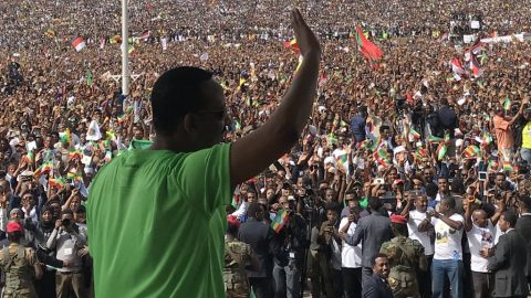 Ethiopia: Nine arrested in attack on Abiy rally; 165 injured