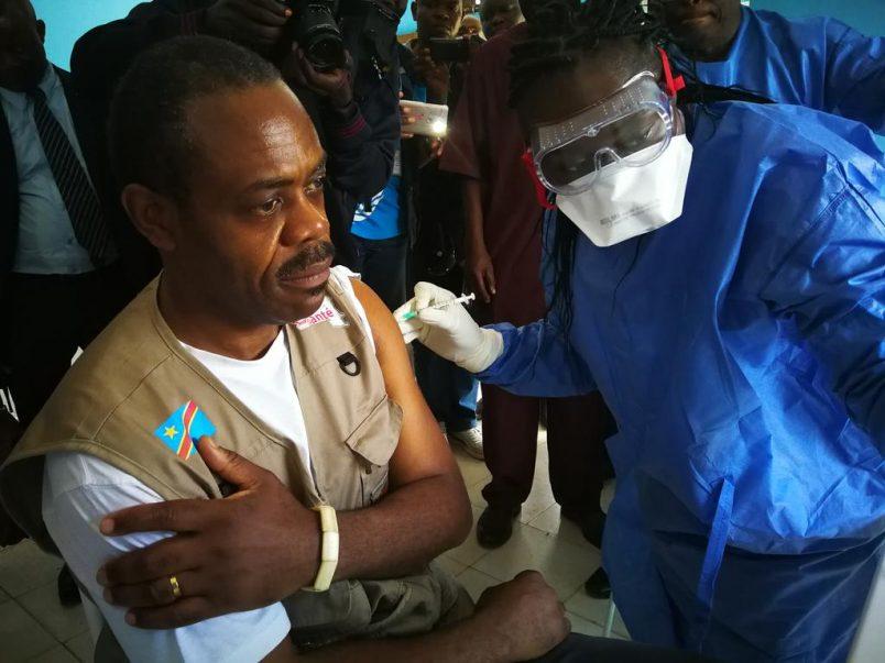 DR Congo arrests former health minister over Ebola funds