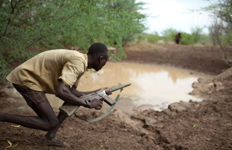 Scientists track the role of water resources in global conflicts