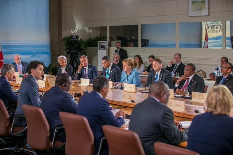 Kenya, Senegal among 'blue economy' ocean champions at G7
