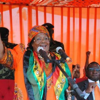 Malawi's Banda considers 2019 presidential run