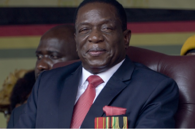 Zimbabwe's Mnangagwa suspects Zanu PF faction in stadium attack