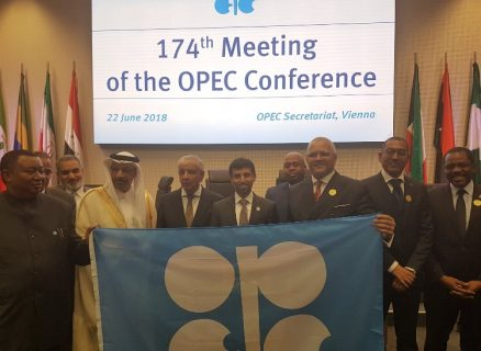 OPEC welcomes Congo Brazzaville as newest member
