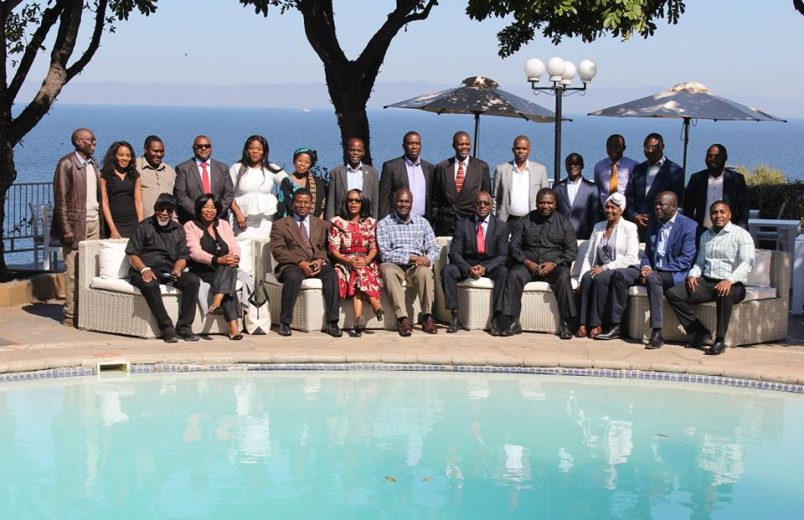 Zambian political parties move forward with dialogue on reforms
