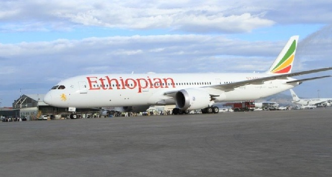 Ethiopian Airlines set for first flight into Asmara
