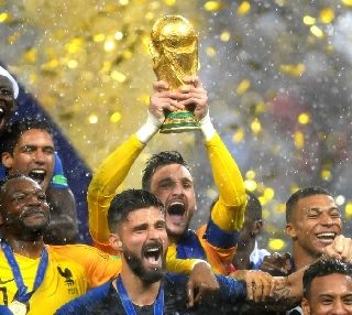 France's World Cup win celebrated across Africa
