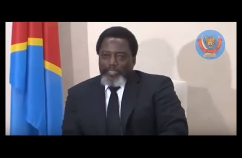 DRC election: Kabila stresses sovereignty but won't say if he's running