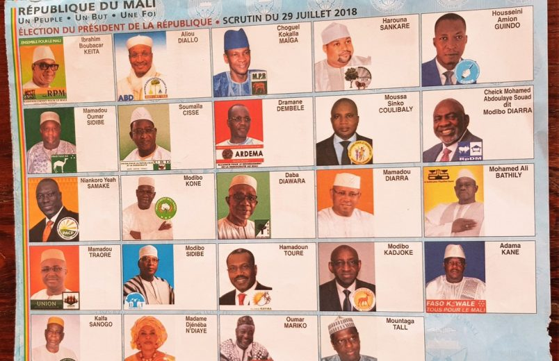 Mali elections: Keïta, Cissé head to August 12 runoff