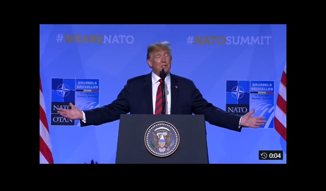 Trump: Africa is vicious and violent, immigration is taking over Europe