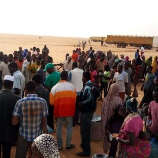 IOM: More migrants die after Algeria forces them into desert