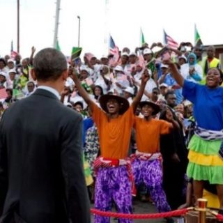 Obama set for South Africa's Mandela lecture and Kenya visit