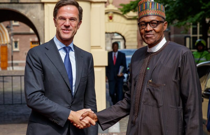 Buhari set to deliver ICC anniversary keynote in The Hague