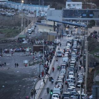Spain's CCOO union calls attention to Morocco-Ceuta border woes