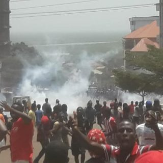 HRW calls for accountability in Guinea's electoral violence
